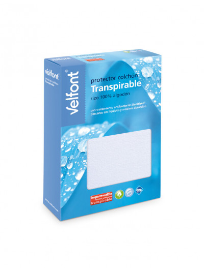 Protector transpirable